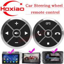 Car Wireless remote controls Car Steering Wheel Button DVD player Remote Control For DVD GPS steering wheel remote control