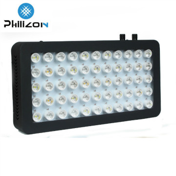 Full Spectrum Led Aquarium Light para tanques marinhos