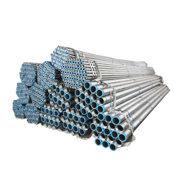 Hot dipped 6 galvanized pipe for gas
