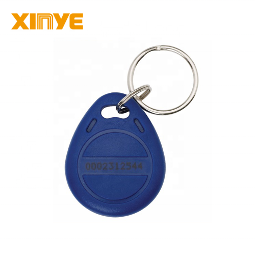 Printable Waterproof Keychain RFID Contactless Keyfob Tag