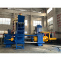 Steel Meal Chippings Granules Briquette Making Press