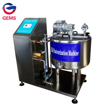 Mini 100L Milk Pasteurizing Tank