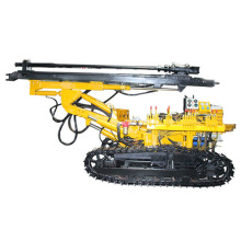 Moveable Tractor Mounted Drilling Rig as Drill Car