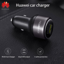 Original Huawei Quick Car charger CP3118W Fast Adapter &Micro usb Cable For P10 P9 P8 Lite Mate 7 8 20 Lite Nova 2i