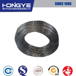 Cold Drawn High Carbon Mattress Phosphated Spring Wire