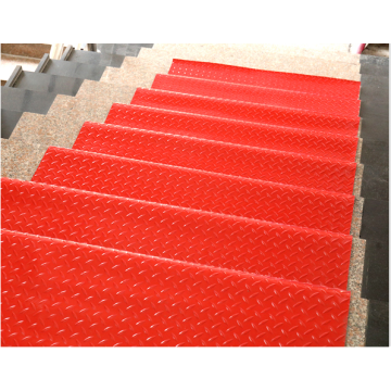 Coin style office floor mat with PVC material