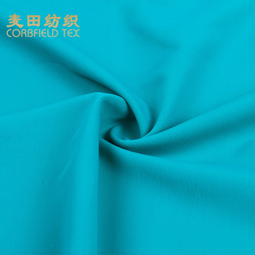 beautiful recycled polyester viscose elastane fabric