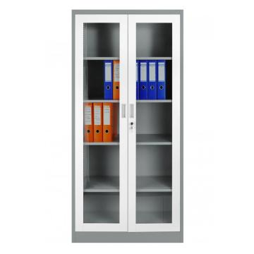 Combine Color Swing Door Office Cupboard