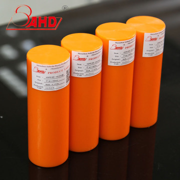 high density solid pe hdpe rod polyethylene rods