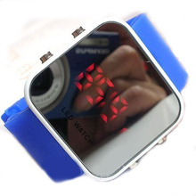 3ATM new style sport silicone watches for men