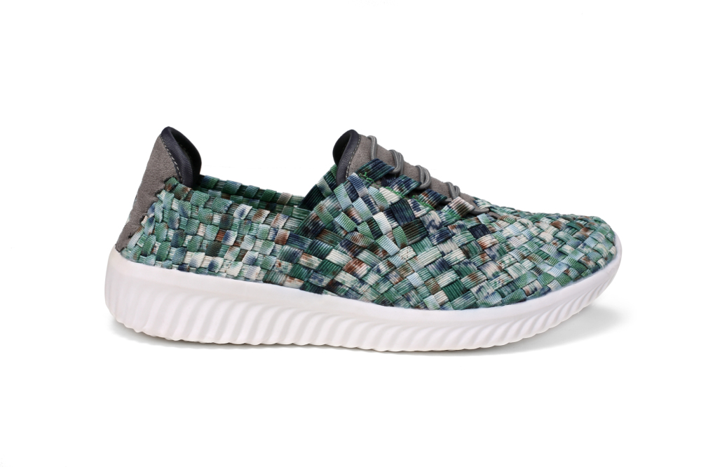 Woven Casual Shoes
