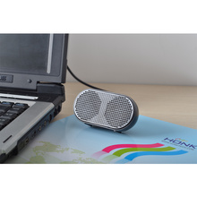 USB Power Stereo Speaker System for Desktop