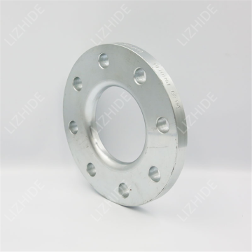 ANSI B16.5 standard 1 inch size slotted flange