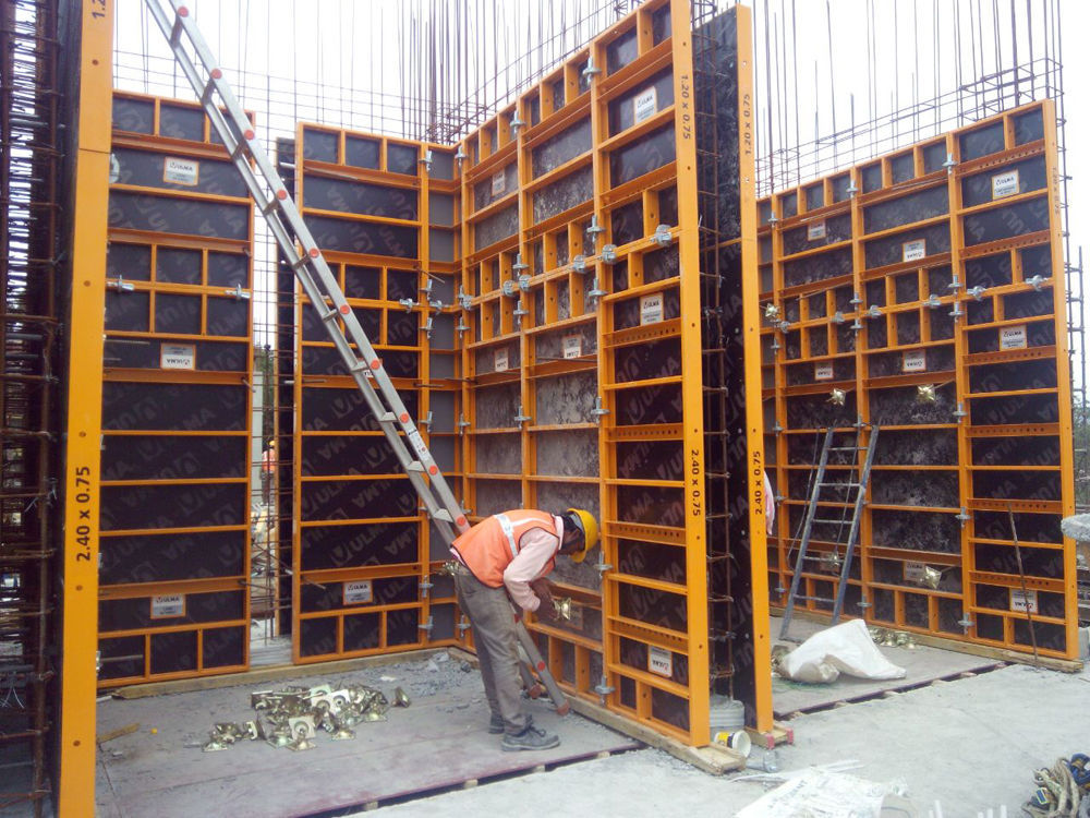 Steel Formwork Advantages