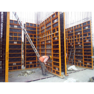 Bridge Hanging Steel Timber Basket Formwork For Wholesale