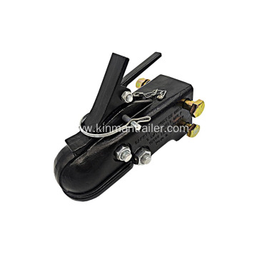 adjustable trailer hitch coupler