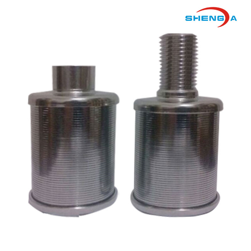 Wedge Wire Nozzle for Sand Filter