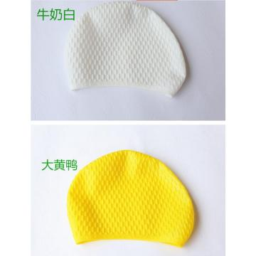 Soft Swim Hats for Women Silicone Swimming Cap