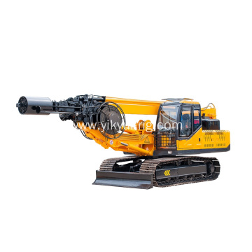 85KW-151KW Crawler Type Rotary Drilling Machine
