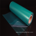 Transparent printable polycarbonate film protective film