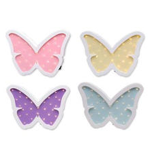 Cartoon animal butterfly energy saving led wall lamp