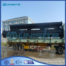 Customizd pump suction discharge pipes