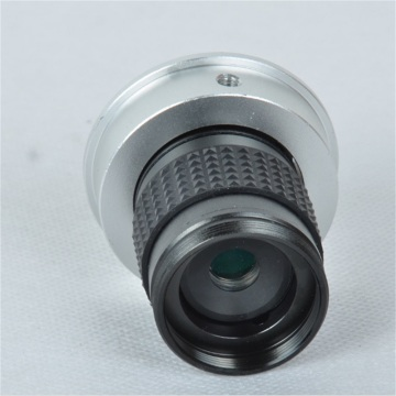 Visual microscope objective lens