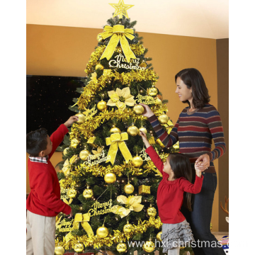 Christmas Tree With Decoration Balls