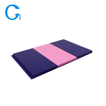 Foldable Exercise Fold Out Gymnastics Mat