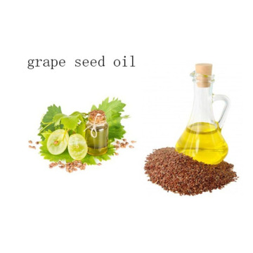 organic grapeseed oil cooking for anti aging