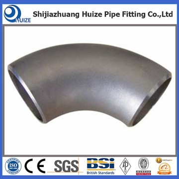 DN100 SCHSTD long radius stainless steel 90 degree elbow