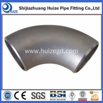 galvanized pipe fitting weld elbows