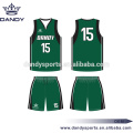 Sublimated youth basketball jerseys