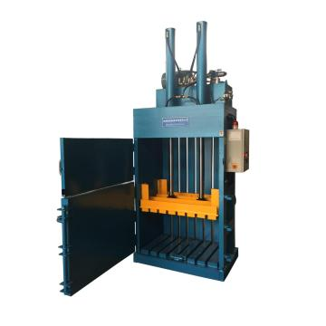semi automatic Plastic baling machine