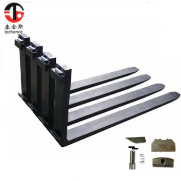 small capacity pallet forks of 2 ton