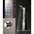 bathroom shower panel stainless steel