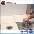 Tile adhesive for shower floor