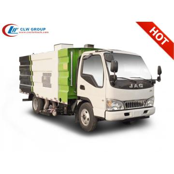 Brand New HOT JAC 6cbm sweeper road truck