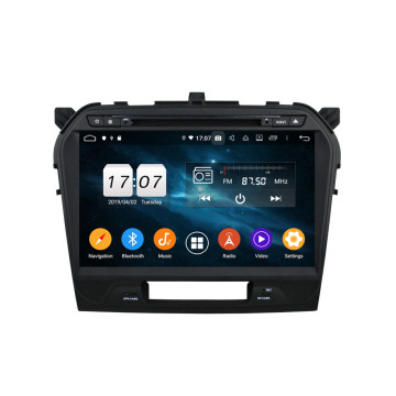 car dashboard video player for Vitara 2015-2017