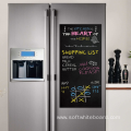 Small Magnetic Kitchen Refrigerator Chalkboard