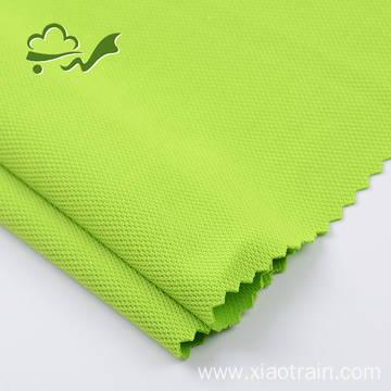 Dry Fit Wicking 100% Polyester Knit Mesh Fabric