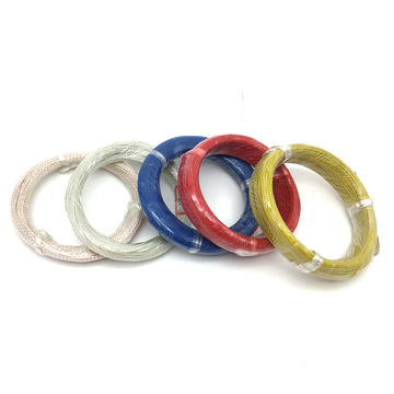 All lengths 5m to 100m 0.3 Ohm/m Electric heating wire 12V 24V 36V 48V can use for Blanket and Car Heating Seat