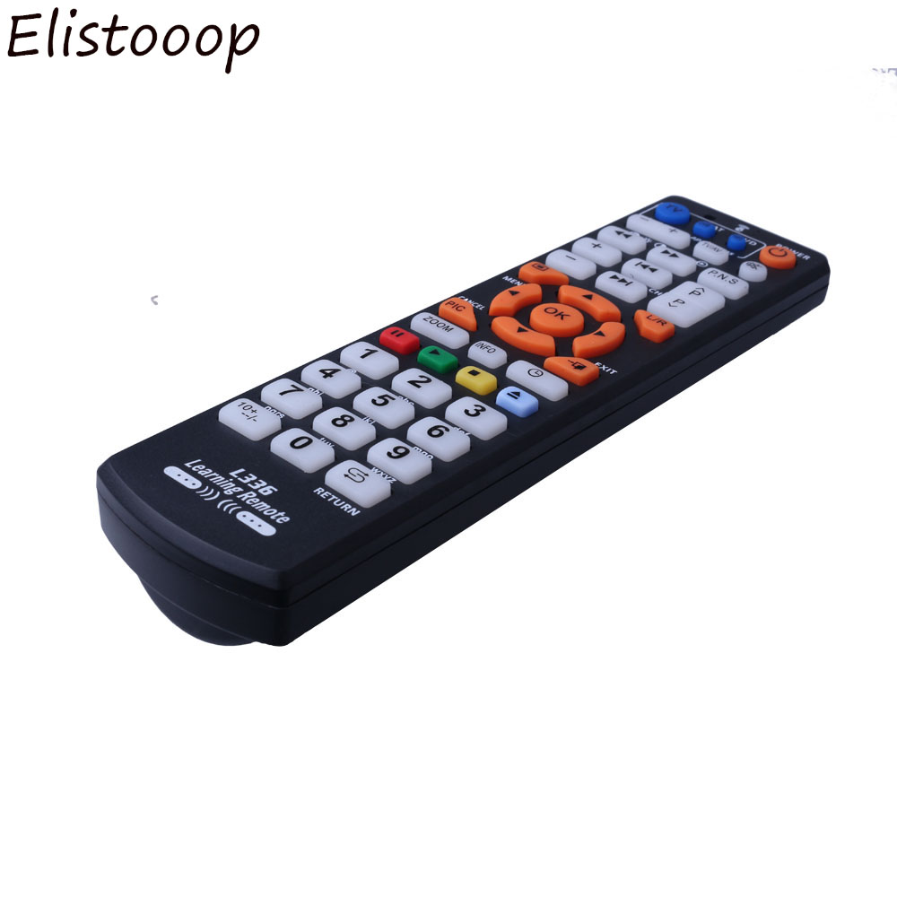 Universal L336 Copy Smart Remote Control Controller With Learn Function For TV CBL DVD SAT Learning