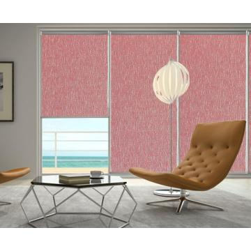 Roller Jacquard Curtain Shades Dyed
