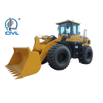 Xcmg Official  8 Ton Front Wheel Loader