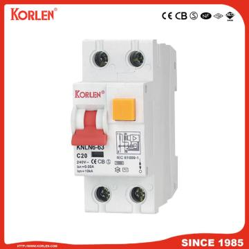 High Quality Supply Semko RCBO 10KA Switch