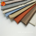 Coated fireproof and shade fabric