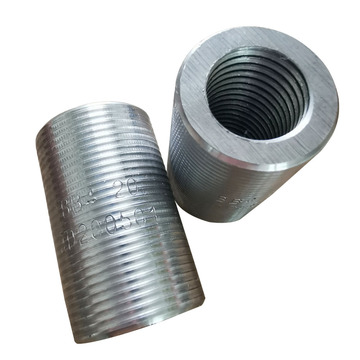 20mm steel bar connector connection coupler