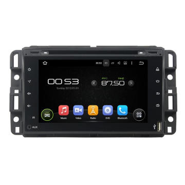GMC ANDROID CAR DVD