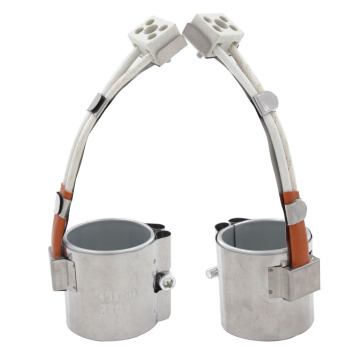 Custom Welcomed 42x55mm 42x60mm 45x30mm Mica Band Heater Stainless Steel 220V Electric Band Heating Element